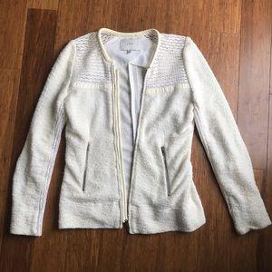 IRO white Hurley jacket